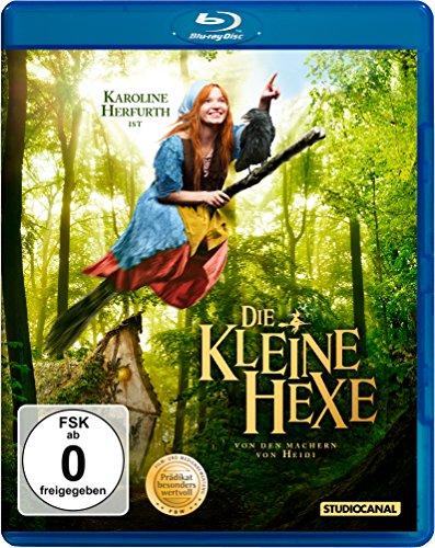 Blu-ray - Die kleine Hexe [Blu-ray]