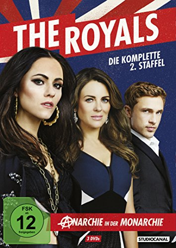 DVD - The Royals - Die komplette 2. Staffel [3 DVDs]
