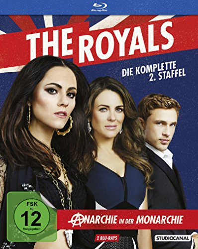 Blu-ray - The Royals - Staffel 2
