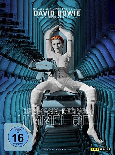 DVD - Der Mann, der vom Himmel fiel (40th Anniversary Edition) (Limited Edition)
