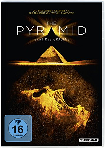 DVD - The Pyramid - Grab des Grauens