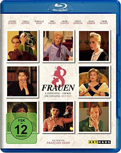 Blu-ray - 8 Frauen