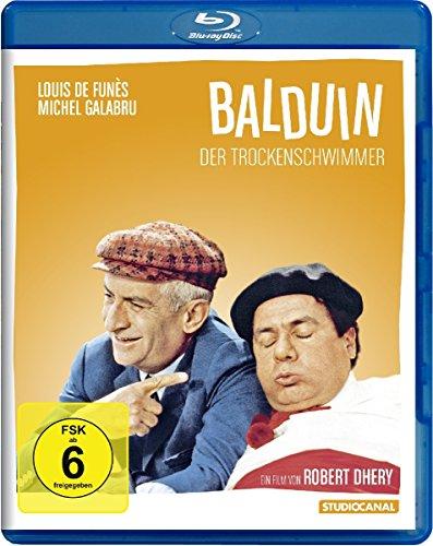 Blu-ray - Balduin - Der Trockenschwimmer