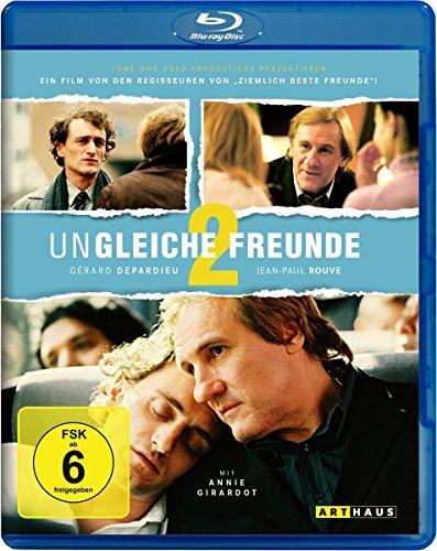Blu-ray - 2 ungleiche Freunde