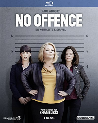 Blu-ray - No Offence - Staffel 2
