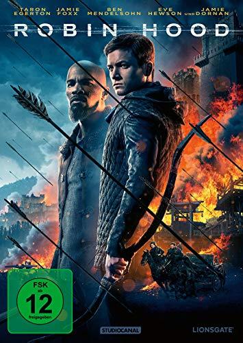 DVD - Robin Hood (2019)