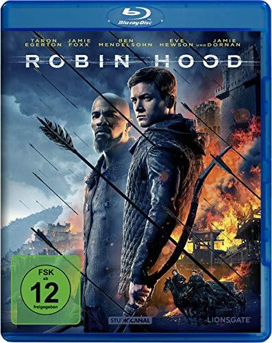 Blu-ray - Robin Hood (2019)