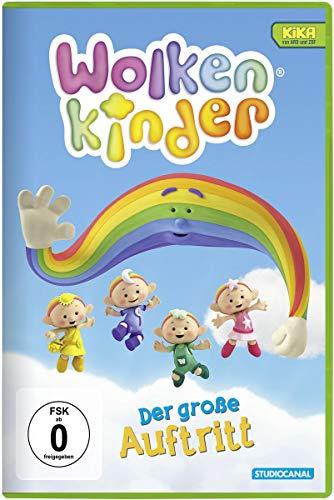 DVD - Wolkenkinder: Der große Auftritt
