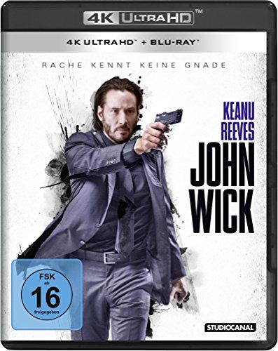 Blu-ray - John Wick Ultra HD ( Blu-ray)