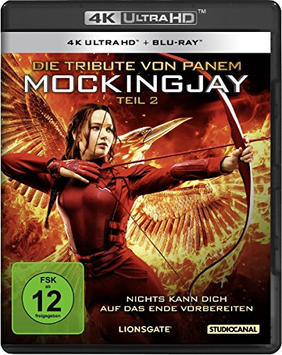 Blu-ray - Die Tribute von Panem - Mockingjay 2 Ultra HD ( Blu-ray)