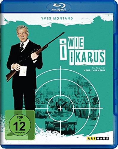 Blu-ray - i wie Ikarus