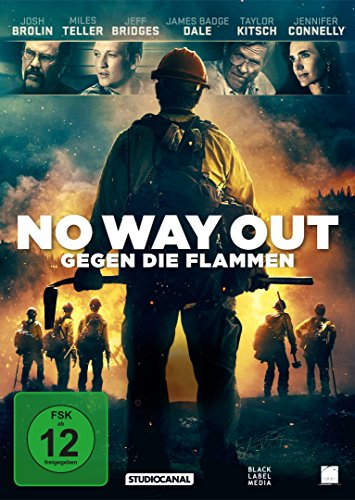 DVD - No Way Out - Gegen die Flammen