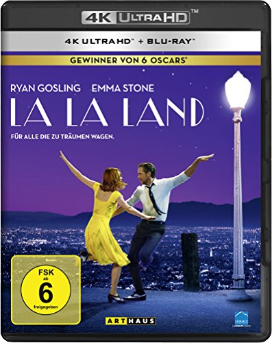 Blu-ray - La La Land Ultra HD