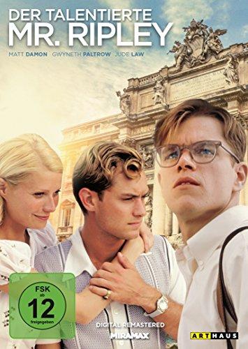 DVD - Der talentierte Mr. Ripley (Remastered)