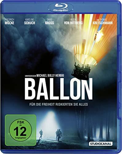 Blu-ray - Ballon - Für die Freiheit riskierten sie alles