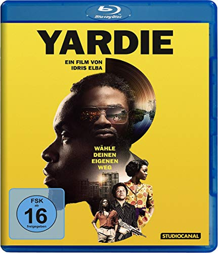 Blu-ray - Yardie