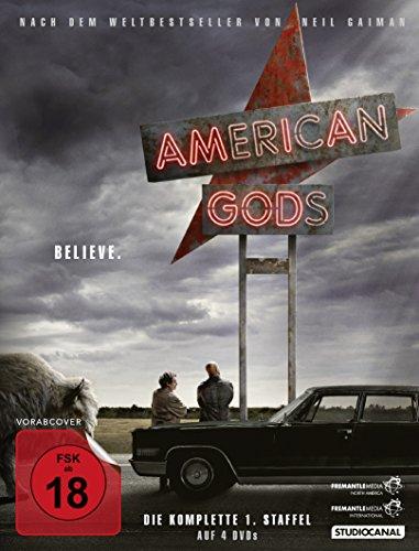 DVD - American Gods - Staffel 1 (Collector'sEdition)