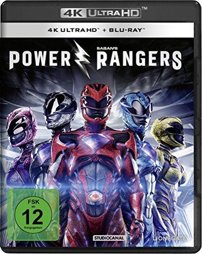 Blu-ray - Power Rangers Ultra HD