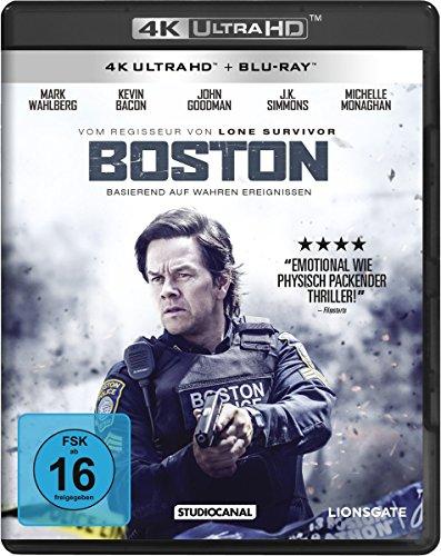 Blu-ray - Boston Ultra HD (+ Blu-ray)