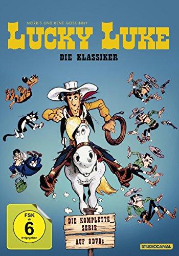 DVD - Lucky Luke: Die Klassiker - Die komplette Serie