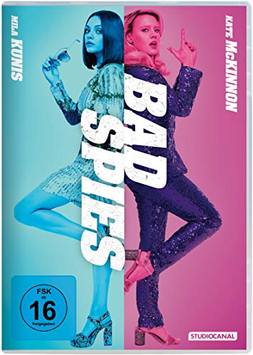 DVD - Bad Spies