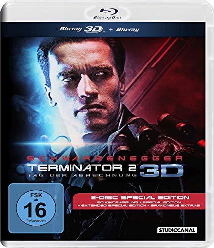 Blu-ray - Terminator 2 - Tag der Abrechnung 3D (+ Blu-ray) (2-Disc Special Edition)