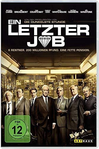 DVD - Ein letzter Job