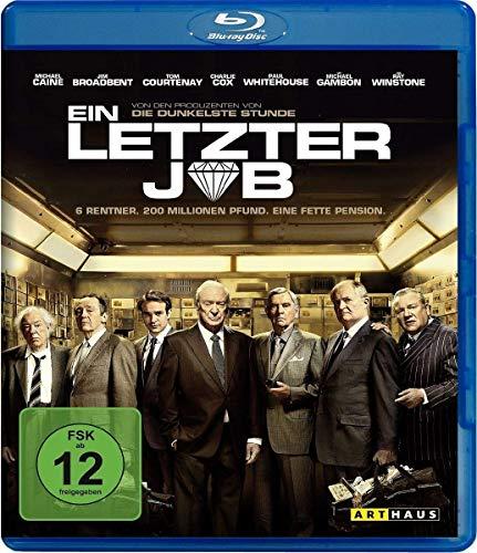 Blu-ray - Ein letzter Job
