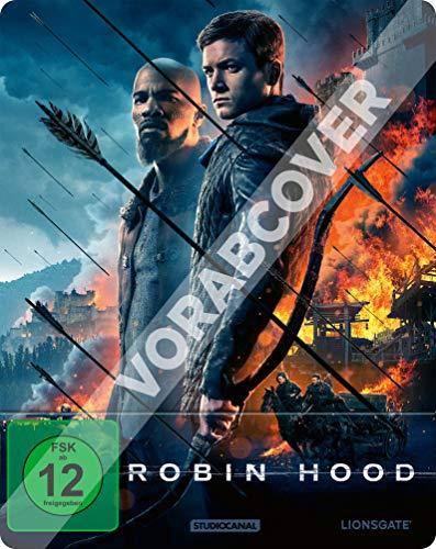 Blu-ray - Robin Hood (2019) (Steelbook)