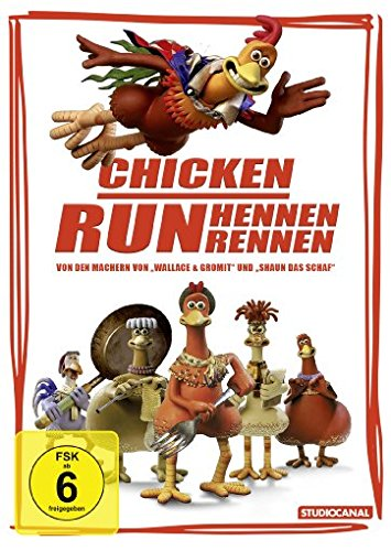 DVD - Chicken Run - Hennen rennen