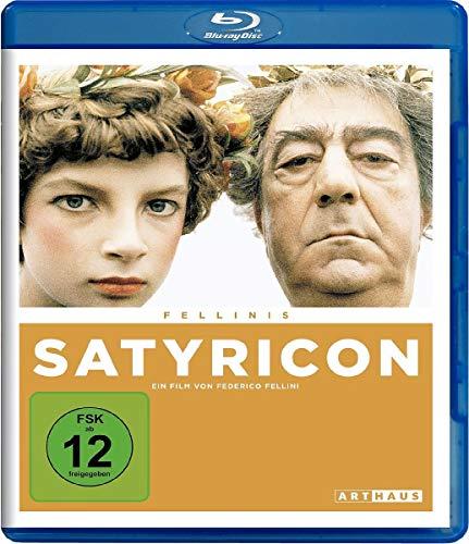 Blu-ray - Satyricon (Fellini)