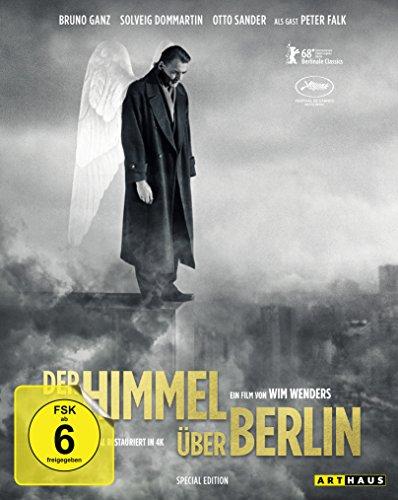 Blu-ray - Der Himmel über Berlin (4K Remaster) (Special Edition)