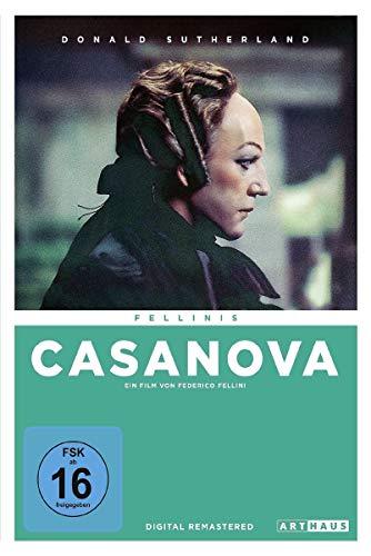 DVD - Fellini's Casanova - Digital Remastered