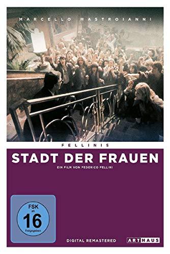 DVD - Fellinis Stadt der Frauen