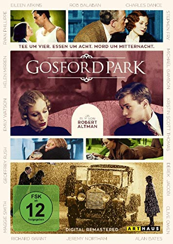 DVD - Gosford Park (Remastered)