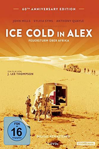 DVD - Ice Cold in Alex - Feuersturm über Afrika (Remastered) (2-Disc 60th Anniversary Edition)