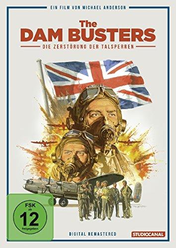 DVD - The Dam Busters - Die Zerstörung der Talsperren (Digital Remastered, 2 Discs)