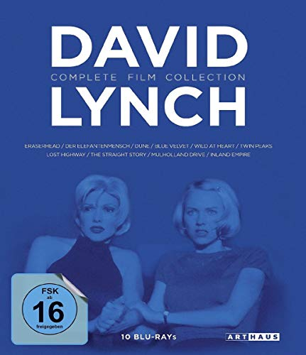 Blu-ray - David Lynch / Complete Film Collection / Blu-ray