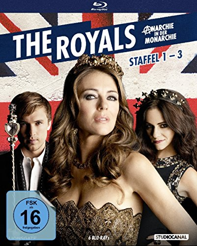 Blu-ray - The Royals - Staffel 1 - 3