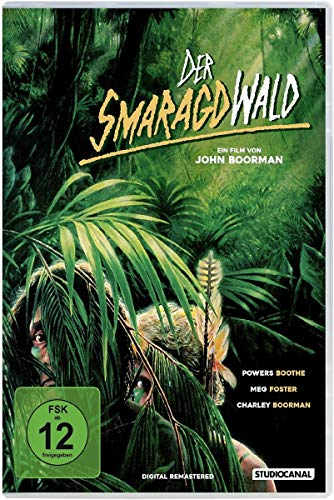 DVD - Der Smaragdwald