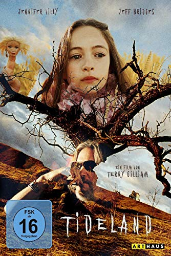 DVD - Tideland (Remastered)