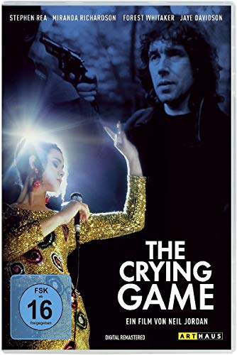 DVD - The Crying Game (Remastered)