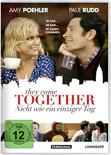 DVD - They Came Together - Nicht wie ein einziger Tag