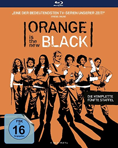 Blu-ray - Orange is the New Black - Staffel 5