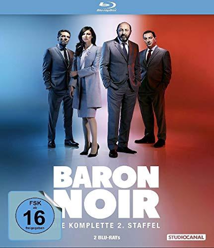 Blu-ray - Baron Noir - Staffel 2