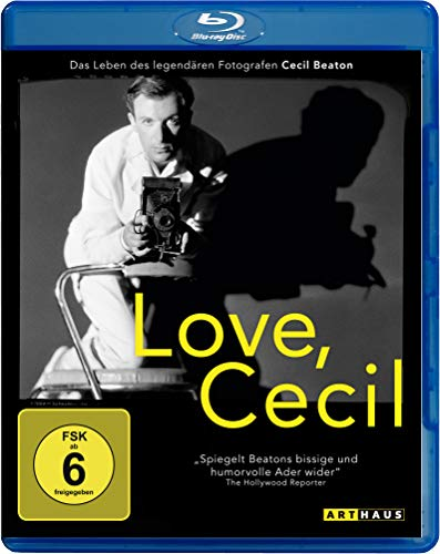 Blu-ray - Love, Cecil (OmU)