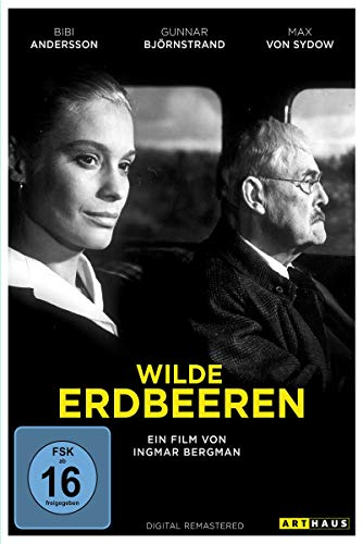 DVD - Wilde Erdbeeren (Remastered)