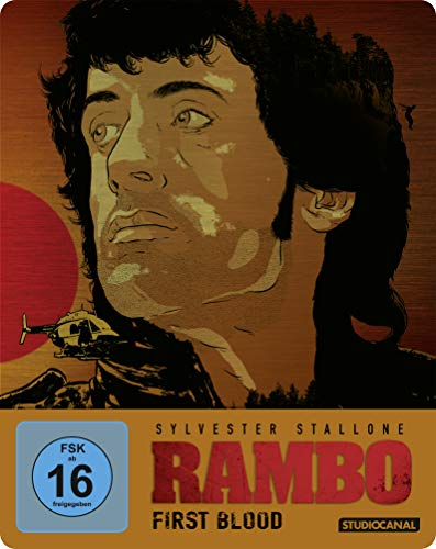 Blu-ray - Rambo - First Blood / Limited SteelBook Edition [Blu-ray]