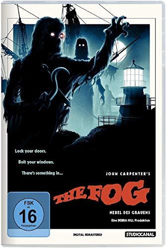 DVD - The Fog - Nebel des Grauens (Remastered)