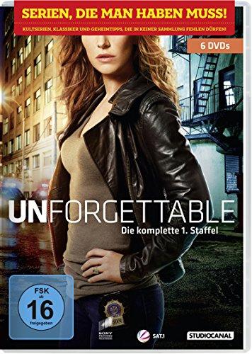 DVD - Unforgettable - Staffel 1